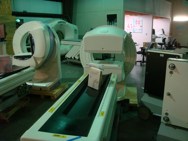 CT Scanner Equipment
